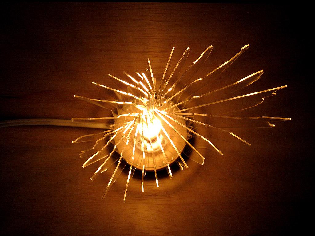 Spatial Sketch Lamp